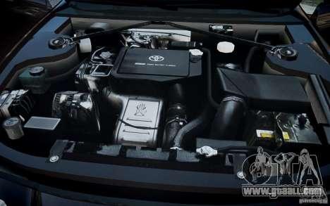 Toyota Celica GT-FOUR for GTA 4 engine