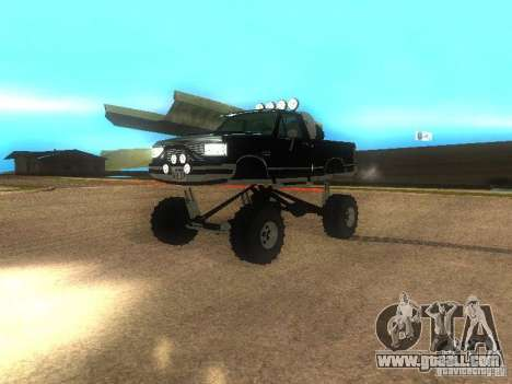 Ford F150 Off-Road for GTA San Andreas