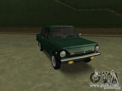 ZAZ-968 m for GTA San Andreas
