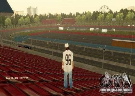 Nascar Rf for GTA San Andreas