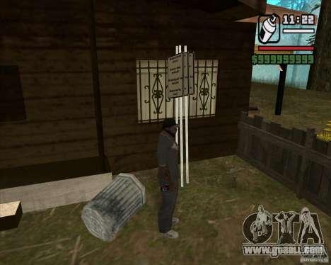 House Hunter v3.0 Final for GTA San Andreas sixth screenshot