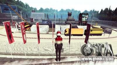 Miytomi for GTA San Andreas forth screenshot