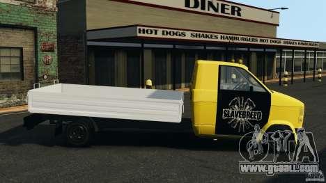 Chevrolet Yankee v1.0 [Beta] for GTA 4 left view