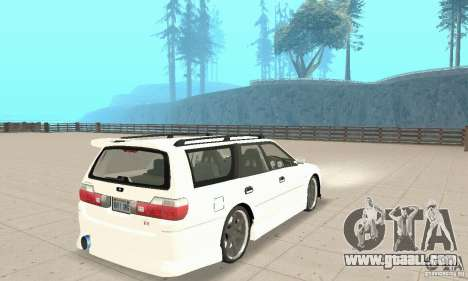 Nissan Stagea GTR for GTA San Andreas right view