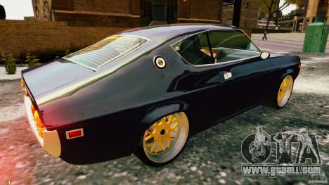Mazda RX-4 for GTA 4 right view