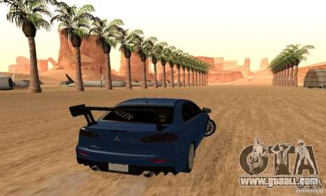 New Drift Zone for GTA San Andreas ninth screenshot