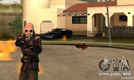 Police Man for GTA San Andreas forth screenshot