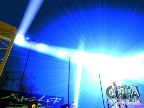 Concert of the AK-47 v 2.5 for GTA San Andreas sixth screenshot