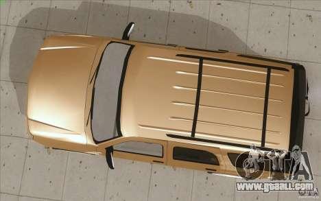 Cadillac Escalade 2004 for GTA San Andreas right view