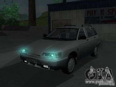 VAZ 21114 for GTA San Andreas
