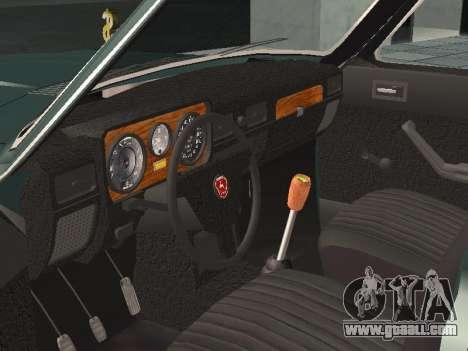 GAZ 24-10 v 2. for GTA San Andreas