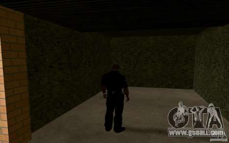 New home Big Robot for GTA San Andreas fifth screenshot