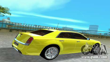 Lancia Nuova Thema for GTA Vice City back left view