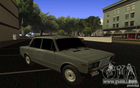 VAZ 2106 Tyumen for GTA San Andreas side view