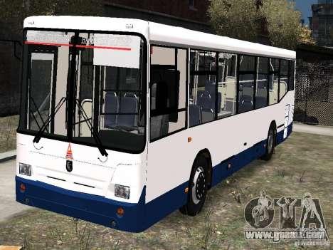 Nefaz-5299 10-15 for GTA 4