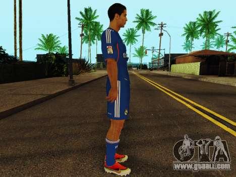 Cristiano Ronaldo v2 for GTA San Andreas second screenshot