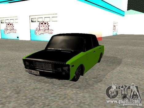 VAZ 2106 HUlK for GTA San Andreas