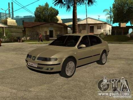 Seat Toledo 1.9 1999 for GTA San Andreas