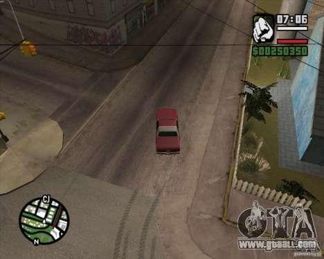 Camera as in GTA Chinatown Wars for GTA San Andreas