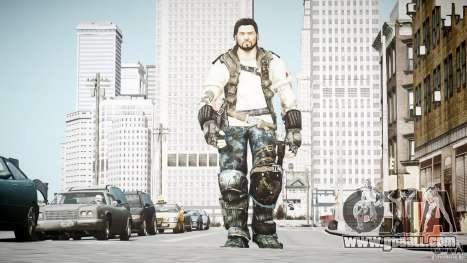 Jim Raynor for GTA 4 second screenshot