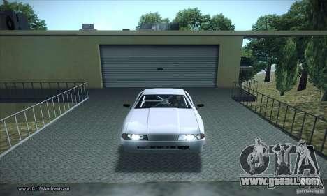 ENBSeries v5.0 Baby Blue for GTA San Andreas second screenshot