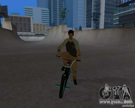 Tony Hawks Cole for GTA San Andreas