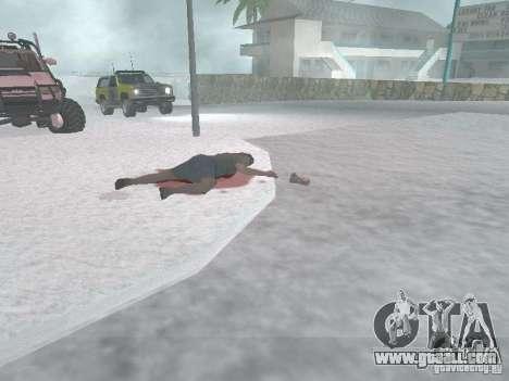 New money for GTA San Andreas fifth screenshot