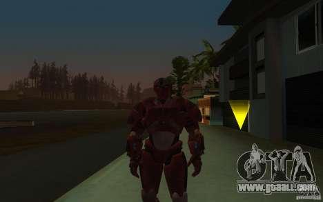 Sektor for GTA San Andreas