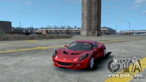 Lotus Elise for GTA 4