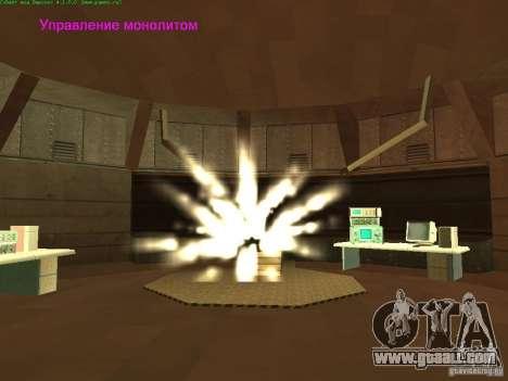 Chernobyl v. 1 for GTA San Andreas third screenshot