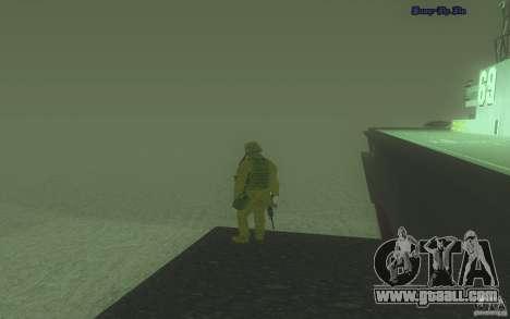 HD Water v2.0 for GTA San Andreas third screenshot