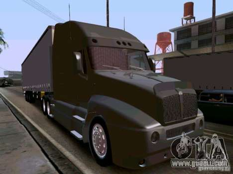 Kenworth T2000 v.2 for GTA San Andreas