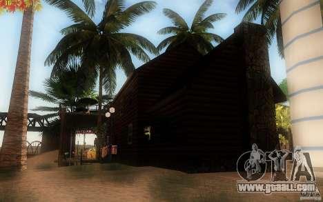 New Country Villa for GTA San Andreas fifth screenshot