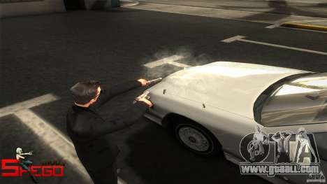 ASP for GTA San Andreas second screenshot