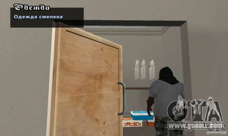 Hoods Assassinov for GTA San Andreas second screenshot