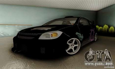 Chevrolet Cobalt SS for GTA San Andreas side view