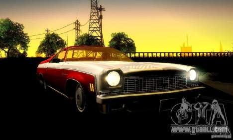UltraThingRcm v 1.0 for GTA San Andreas sixth screenshot