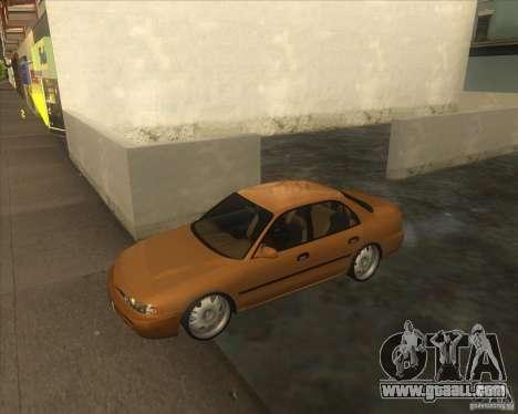 Mitsubishi Galant 1993 for GTA San Andreas