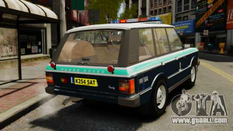 Range Rover Classic ELS for GTA 4