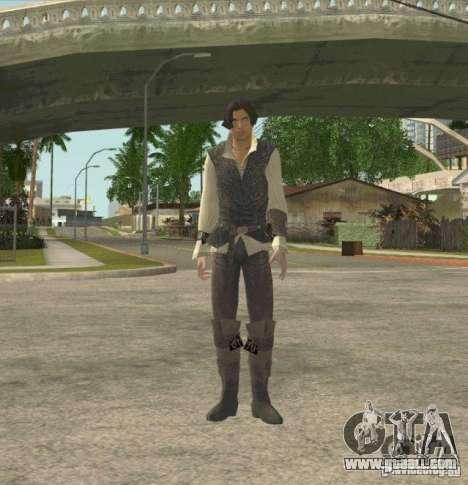 Assassins skins for GTA San Andreas second screenshot