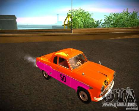 Moskvitch 407G for GTA San Andreas right view