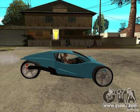AP3 cobra for GTA San Andreas right view