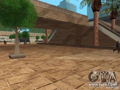 New textures shopping center for GTA San Andreas third screenshot