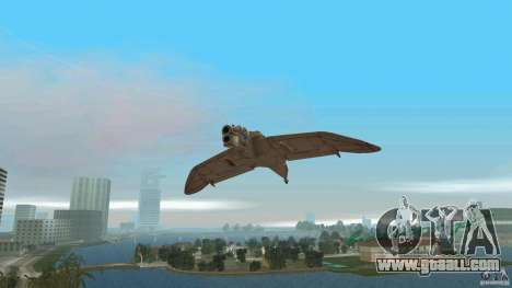 The Valley Gunship for GTA Vice City