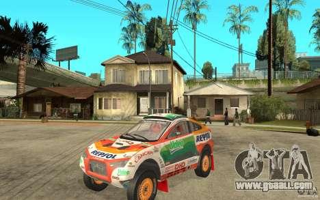 Mitsubishi Racing Lancer for GTA San Andreas
