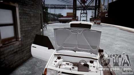 VAZ 21083i for GTA 4 inner view