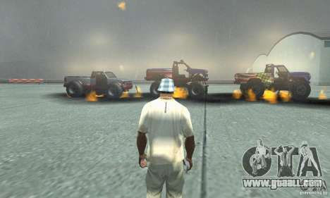The atomic bomb for GTA San Andreas forth screenshot