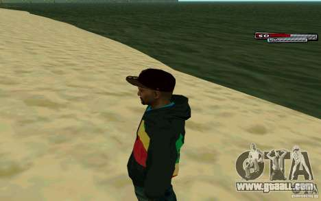Drug Dealer HD Skin for GTA San Andreas second screenshot