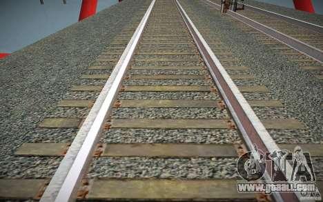 HD Tracks for GTA San Andreas third screenshot