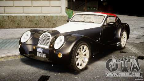Morgan Aero SS v1.0 for GTA 4 left view